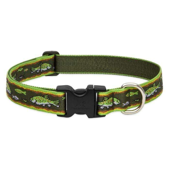 Lupine Lupine Brook Trout Dog Collar