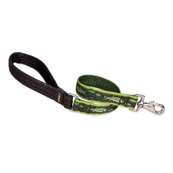 Lupine Lupine Brook Trout Dog Leash