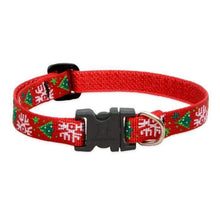 Load image into Gallery viewer, Lupine Lupine Christmas Cheer Dog Collar