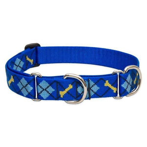 Lupine Lupine Dapper Dog Martingale Dog Collar