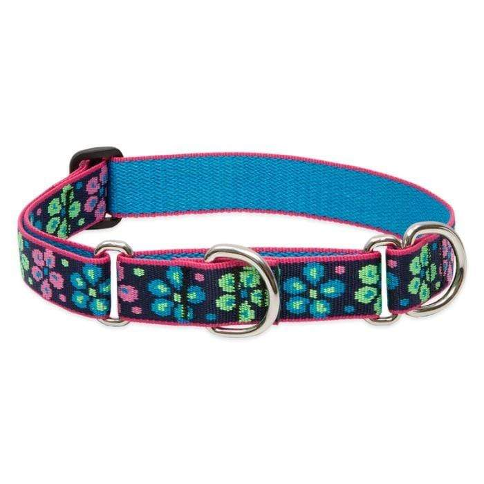 Lupine Lupine Flower Power Martingale Dog Collar