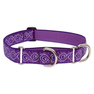Lupine Lupine Jelly Roll Martingale Dog Collar