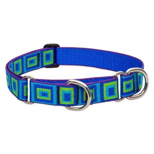 Lupine Lupine Sea Glass Martingale Dog Collar