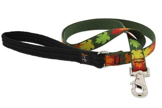 "Lupine Lupine Sugar Bush Dog Leash - 1"" Only"