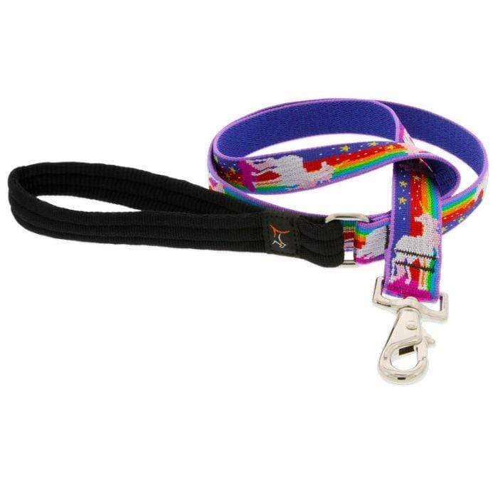 Lupine Lupine Unicorn Dog Leash - 6' only