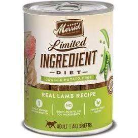 Merrick Merrick Limited Ingredient Diet - Real Lamb Recipe 1 can (12.7 oz.)