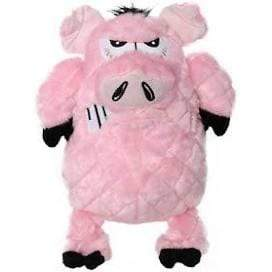Mighty Mighty Angry Animals Pig Dog Toy