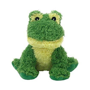 Multipet Multipet Look Who's Talking Frog Dog Toy