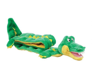Outward Hound Outward Hound Squeaker Matz Gator Dog Toy - XXL