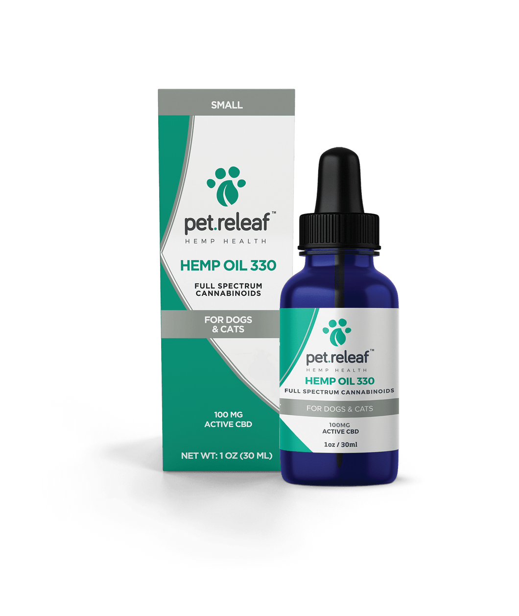 Pet Releaf Pet Releaf Hemp Oil 330