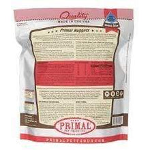 Load image into Gallery viewer, Primal Pet Foods Primal Turkey & Sardine Nuggets Grain-Free Raw Freeze-Dried Dog Food
