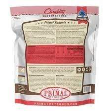 Primal Pet Foods Primal Turkey & Sardine Nuggets Grain-Free Raw Freeze-Dried Dog Food