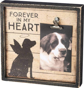 Primitives by Kathy Forever In My Heart - Picture Frame