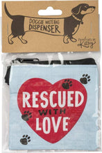 Load image into Gallery viewer, Primitives by Kathy Rescued with Love - Pet Waste Dog Pouch