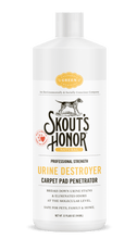 Load image into Gallery viewer, Skout's Honor Skout's Honor Urine Destroyer Carpet Pad Penetrator - 32 oz. bottle