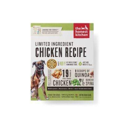 The Honest Kitchen The Honest Kitchen Limited Ingredient Chicken