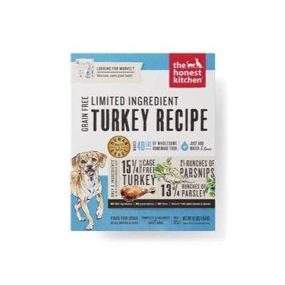 The Honest Kitchen The Honest Kitchen Limited Ingredient Turkey Grain Free