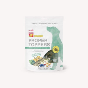The Honest Kitchen The Honest Kitchen Proper Toppers Grain-Free Fish Recipe Dehydrated Dog Food Topper