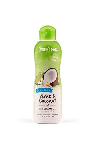 Tropiclean TropiClean Lime & Coconut Shampoo for Dogs