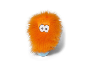 West Paw West Paw Rowdies Rosebud Dog Toy Orange