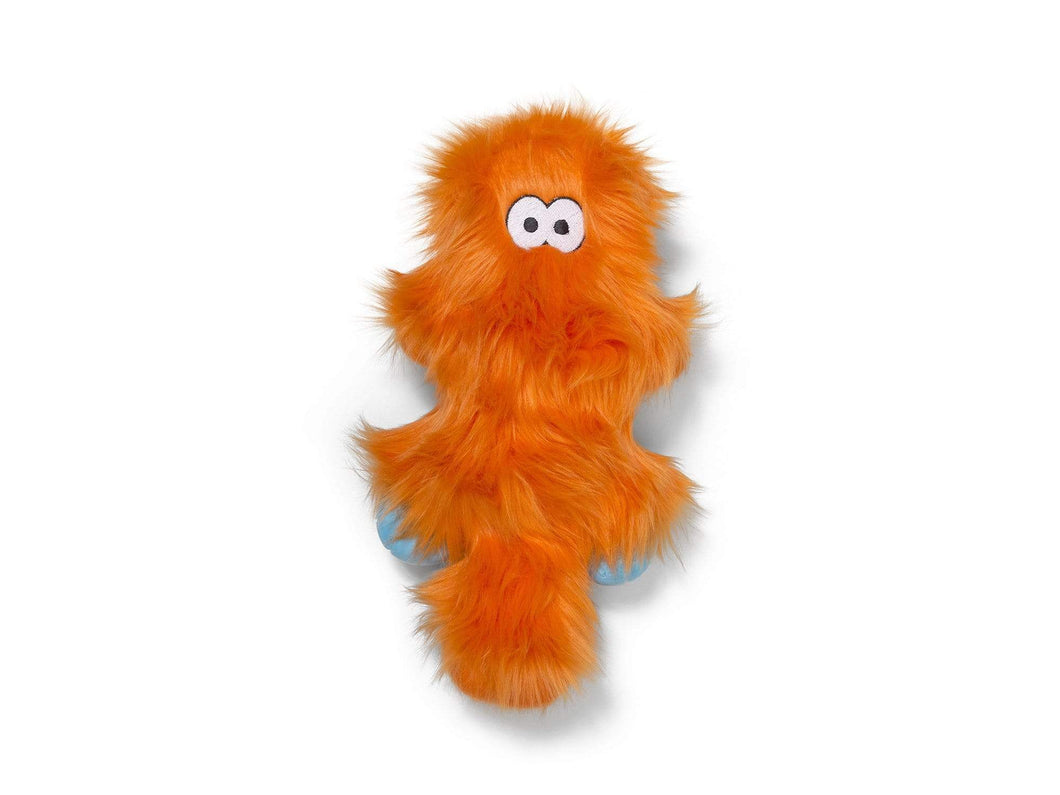 West Paw West Paw Rowdies Sanders Dog Toy Orange