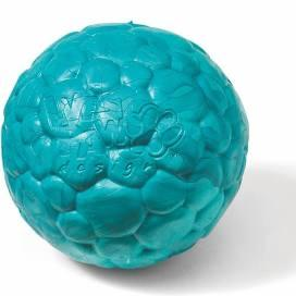 West Paw West Paw Zogoflex Boz Ball Dog Toy Peacock / Small - 3""