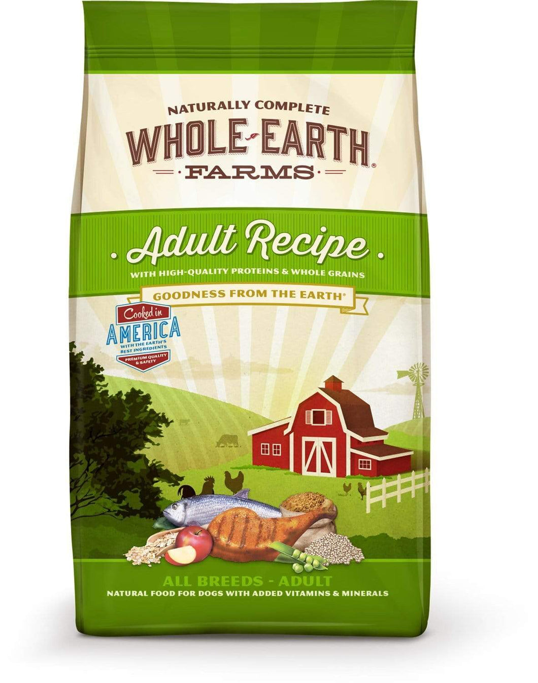 Whole Earth Farms Whole Earth Farms Adult Recipe