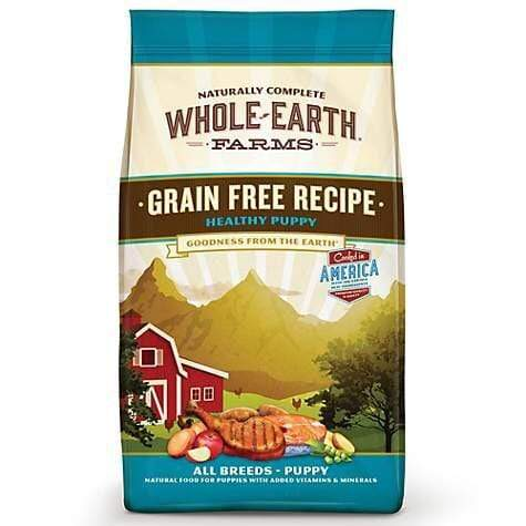 Whole Earth Farms Whole Earth Farms Healthy Puppy Grain Free Recipe