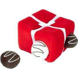 Zippy Paws Zippy Paws Valentine's Day Box of Chocolates Burrow Dog Toy