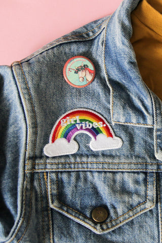 Girl Vibes Patch