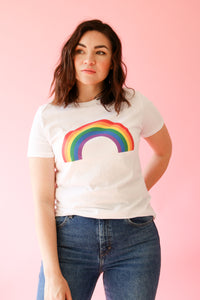 *Coronavirus Fundraiser* Nothing But Rainbows Tee