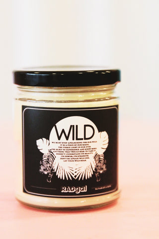 Wild - The Candle