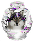 Pixel Wolf | Casual | 41111