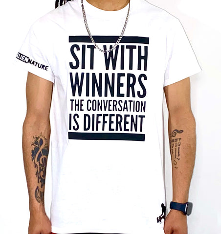 #SitWithWinners Tee