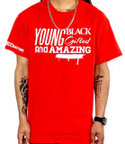 Young, Black, Gifted, & Amazing Tee