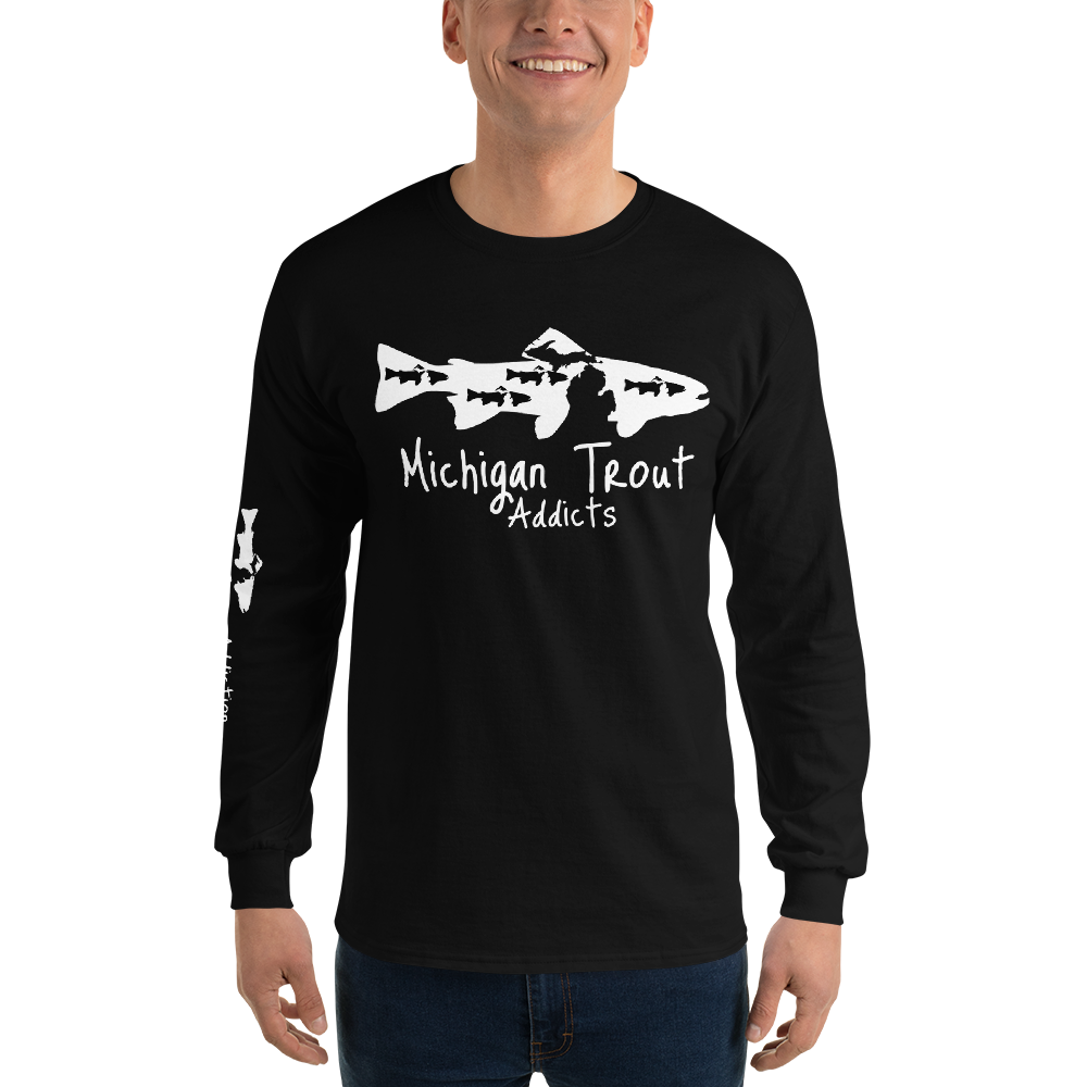 MTA - New Decade. Same Addiction. Long Sleeve Tee
