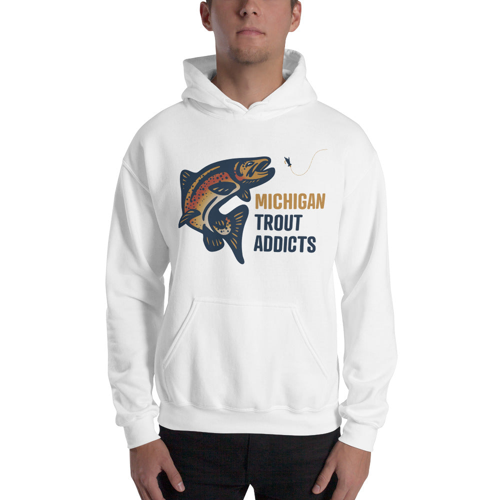 MTA Trout+Fly Hooded Sweatshirt