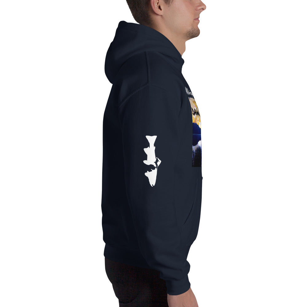 The Closer 2020 Tournament Package - Sunset Trout Hoodie