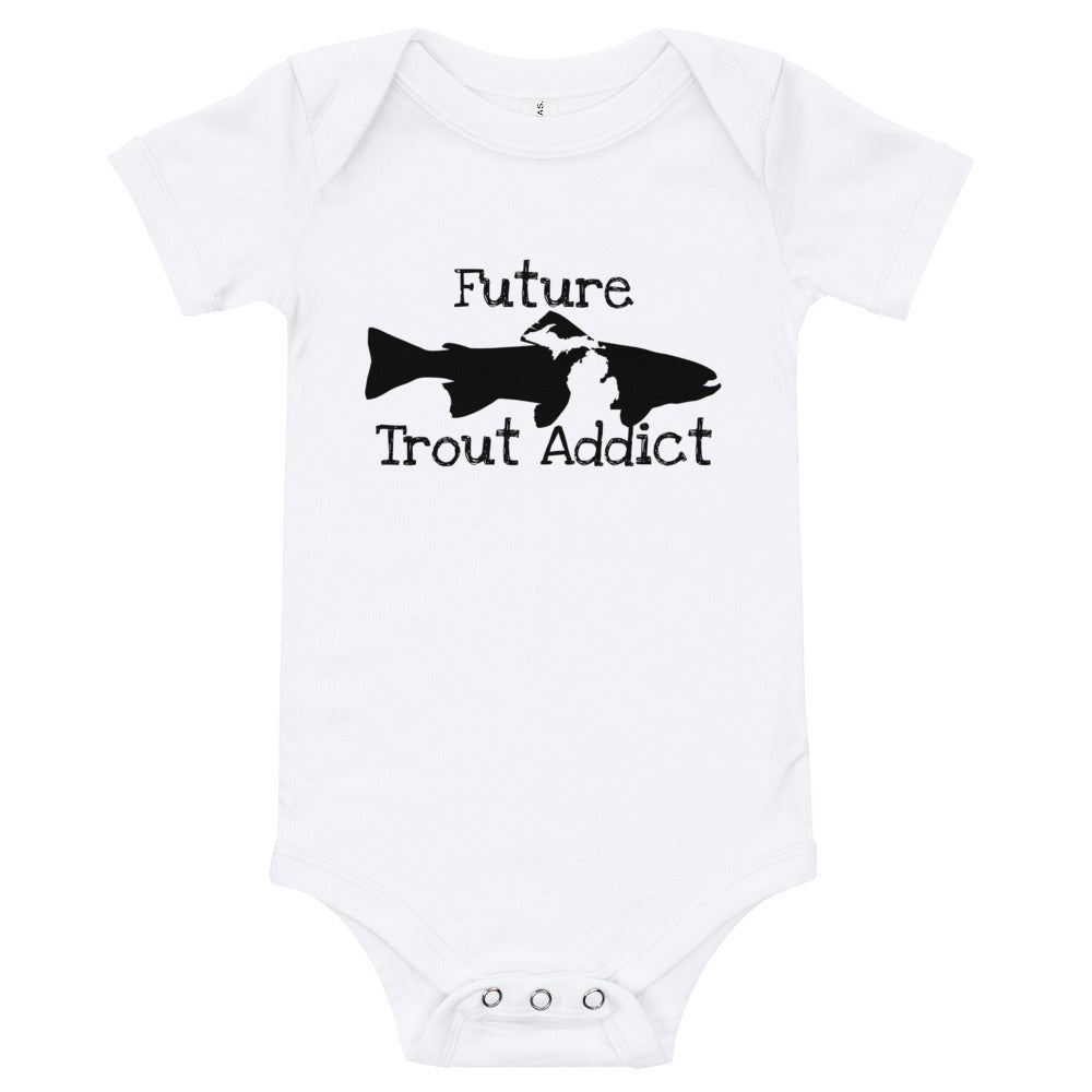 Future Trout Addict Infant Outfit