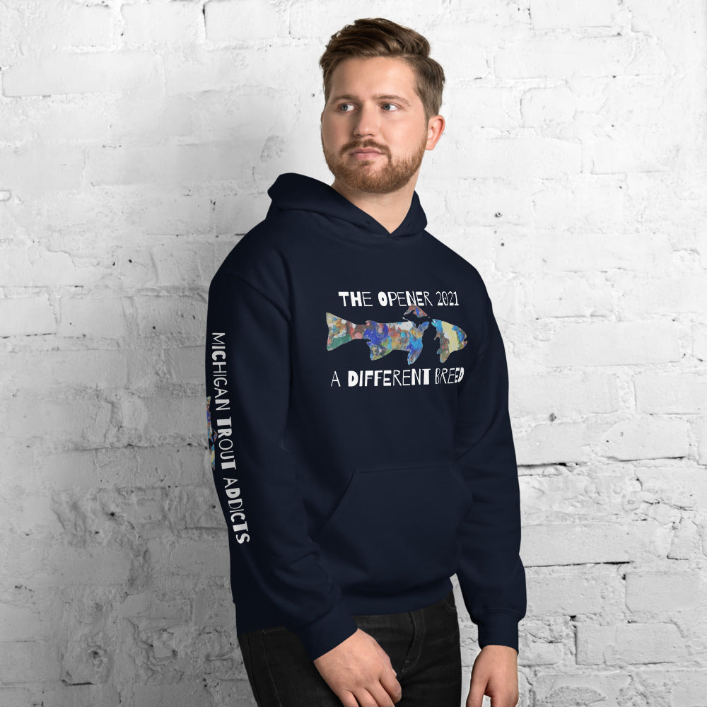 "MTA 2021 ""A Different Breed"" Hoodie"