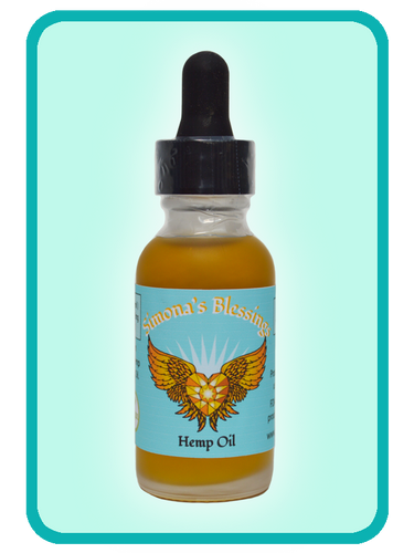 Full Spectrum Hemp Oil 1000mg
