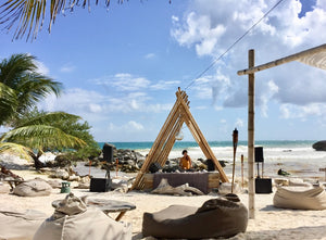 Ecstatic Dance Yoga Retreat, Tulum, Mexico