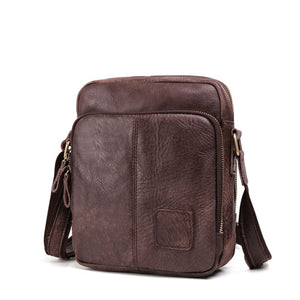 PORT Satchel (DARK CHOCOLATE) - Kultur•Vultur -Default Title