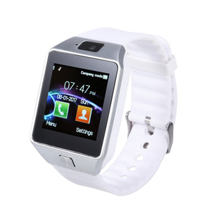 DZO Bluetooth Smartwatch - Kultur•Vultur -White / Without TF Card