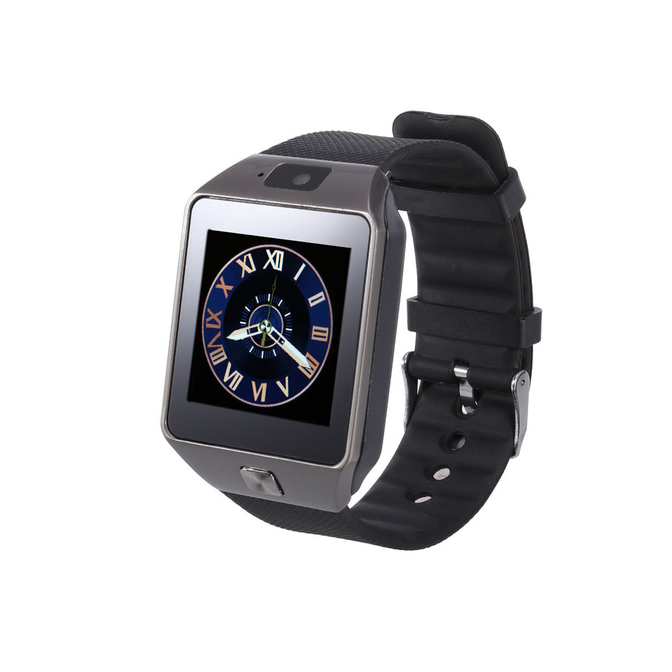 DZO Bluetooth Smartwatch - Kultur•Vultur -Black / Without TF Card