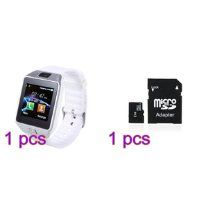 DZO Bluetooth Smartwatch - Kultur•Vultur -White / 2GB