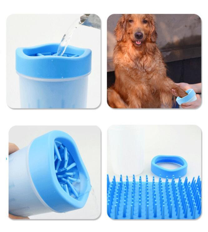 Silicone Paw Washer Cup - Kultur•Vultur -