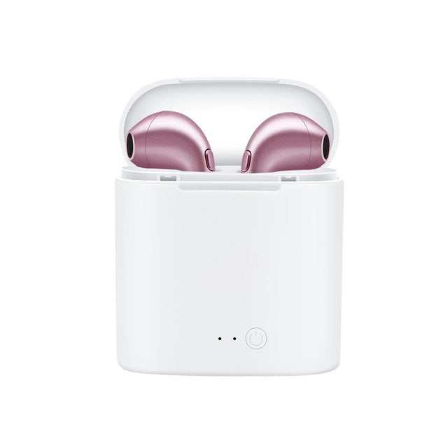 Bluetooth Pods (Mini i7S) - Kultur•Vultur -Z7-I7-W/RG
