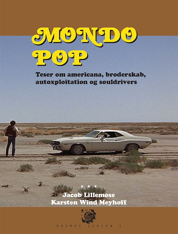 Jacob Lillemose & Karsten Wind Meyhoff: MONDO POP