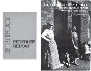Stuart Brisley : The Peterlee project 1976-77